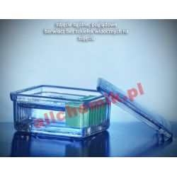 [0037] Barwiacz poziomy szklany do szkiełek mikroskopowych - 10 miejsc Nieskategoryzowane
