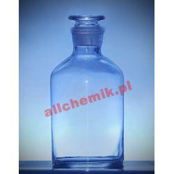 [2474] Butelka szklana z korkiem wąska szyja 30 ml - 1 szt Pozostałe