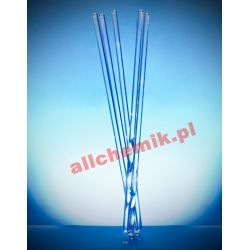 [2504] Bagietka, pręcik szklany 4/5 mm - 30 cm Nieskategoryzowane
