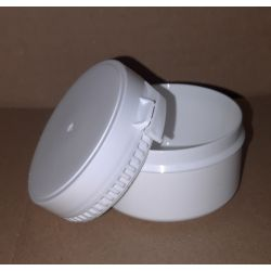 Pudełko apteczne PP z pierścieniem gwarancyjnym, poj. 75 ml/50 g - 5 szt Pozostałe