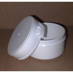 Pudełko apteczne PP z pierścieniem gwarancyjnym, poj. 170 ml/150 g - 5 szt Laboratorium