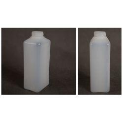 Butelka HDPE z nakrętką z plombą 1000 ml - 1 szt