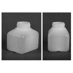 Butelka HDPE z nakrętką z plombą 250 ml - 1 szt