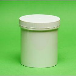 [3030] Pudełko PP zakręcane z plombą 500 ml - 1 szt Nieskategoryzowane