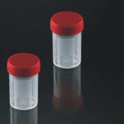 [2403] Pojemnik na płyny ustrojowe F.L. Medical 60 ml - 100 szt Pozostałe