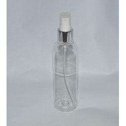 6305 Butelka z atomizerem rozpylaczem 200 ml PET Zdrowie, medycyna
