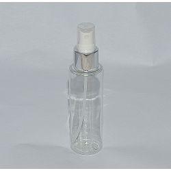 6320 Butelka z atomizerem rozpylaczem 100 ml PET  Zdrowie, medycyna