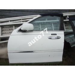 LINCOLN TOWN CAR 2000 Drzwi kompletne 4 sztuki