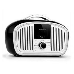 NOWOCZESNE PRZENOŚNE RADIO DAB+ FM Z AKUMULATOREM