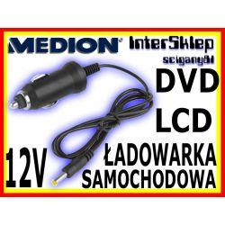 ŁADOWARKA SAMOCHODOWA PRZENOŚNE DVD LCD 12V