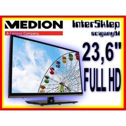 "TELEWIZOR MONITOR FULL HD 23,6"" 1920x1080"