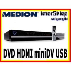 PROMOCJA ! NAGRYWARKA DVD 500GB MEDION DV HDMI USB