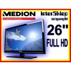 "TELEWIZOR MONITOR FULL HD 26"" 1920x1080"