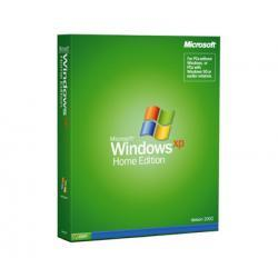 Windows xp home box