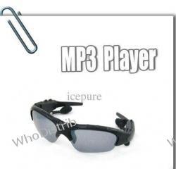 MP3 Player Sunglasses MP3 2GB 4GB FM Radio Powered by Li-ion Battery