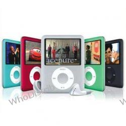 MP3 MP4 Players LCD Screen 8GB 16GB 32GB 65K Color FM Radio E-book Phone Book
