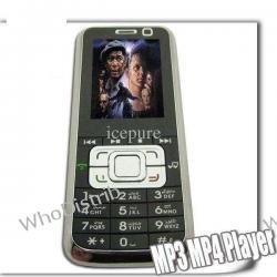 Mp3 players 1.8'' Lcd Screen Unlocked Mobile phone Dual sim E-book Bluetooth Camera FM radio E Book