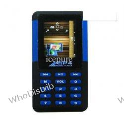 MP3 Player MP3 MP4 Players white orange blue 1.8 '' LCD FM Stereo Radio TF card