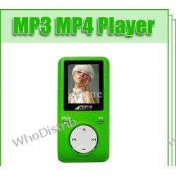 MP3 Player Mp4 players 8GB 16GB Mobile Phone Shape 1.8 LCD MP4 Player E-Book W9082