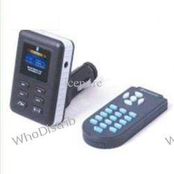 MP3 Player Car Bluetooth A2DP LCD display blue backlight 20 keys remote play SD MMC music FM-22