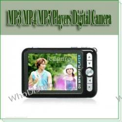 MP3 Player MP3 MP4 MP5 Players Full 2GB 2.4'' Digital Camera FM Radio Games Player New S-201