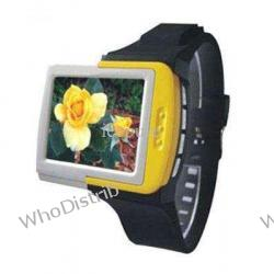 MP3 Player MP3 MP4 Players MP3 video watch 2GB TXT Ebook FM Radio Watch 3D sound effect AD868-B