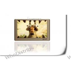 MP3 Player 8GB MP4 MP5 Player 4.3'' TF card Standard Definition Screen FM Radio DVD AV Vedio S5000