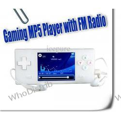 MP3 Player Gaming MP5 Player 4GB 2.8'' TFT Screen FM Radio Games U disk Ebook A-320