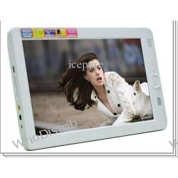 MP3 Player MP4 MP5 Player 4GB Memory 8'' LCD Player 1080P 2800mAh battery USB OTG PDF880D