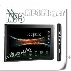 MP3 Player MP4 MP5 Players 8'' 4GB Memory Player USB interface1080P HDTV output PDF882D