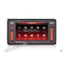 MP3 Player MP4MP5 Player 4GB 8GB 4.0 '' TFT 1.3MP Camera DC/DV FM radio Speaker F4
