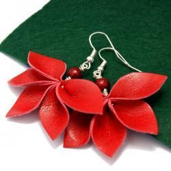 Flower - czerwone