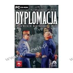 DYPLOMACJA - GRA O MIĘDZYNARODOWYCH INTRYGACH Komputerowe PC