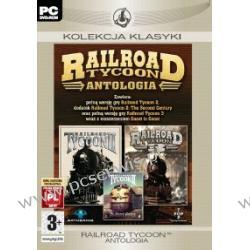 """""""Railroad Tycoon Antologia"""" Gry"""
