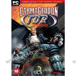 CARMAGEDDON TDR 2000 -NOWA/ Sklep W-wa Komputerowe PC