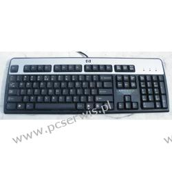 Klawiatura renomowanej firmy HP na USB 22 cale