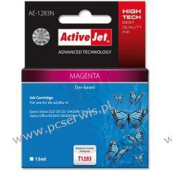 ActiveJet AE-1283N (AE-1283) tusz Magenta pasuje do drukarki Epson (zamiennik T1283)  Epson - czarny