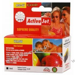Activejet tusz Canon CLI-8 Yellow (z czipem) ACC-8Y