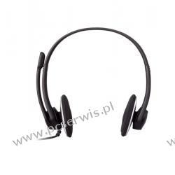 SŁUCHAWKI Z MIKROFONEM LOGITECH USB HEADSET H330  Dźwięk