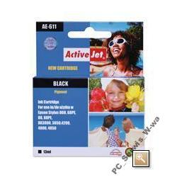 PROMOCJA! ACTIVEJET T0611 Tusz do Epson 22 cale