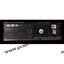Dell 760 E8400 2x3,0Ghz,2GB RAM,250GB,DVDRW,Windows 7 HOME Komputery stacjonarne