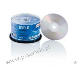 DVD-R ACTIVEJET 4,7GB 16X CAKE 50SZT Dyski i napędy