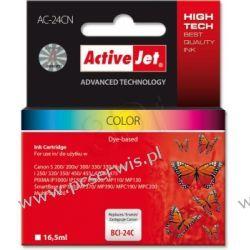 ActiveJet AC-24C tusz kolorowy do drukarki Canon (zamiennik BCI-24C)  Canon - kolor