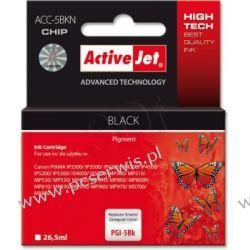 ActiveJet tusz PGI-5 Black (z czipem) ACC-5BK Klasy Core i3