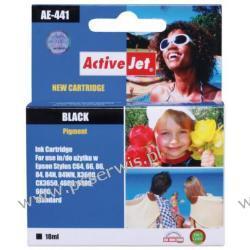 ActiveJet AE-441 tusz czarny pasuje do drukarki Epson (zamiennik T0441 22 cale