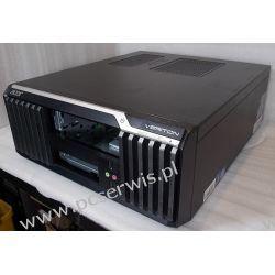 Obudowa Micro ATX 300W zasilacz Windows 7 PRO COA Obudowy i zasilanie