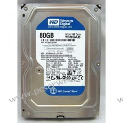 HDD 80GB SATA Western Digital WD800AAJS
