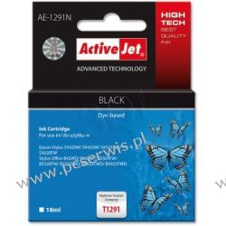 KOMPLET EPSON T1291 T1292 T1293 T1294 ACTIVEJET Komputery