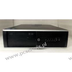 HP Elite 8300 QUAD i5 3-GEN Windows 7 PRO Klasy Core i3