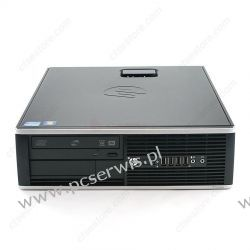 Komputer HP 8200 z i3-2120/4GB RAM/320GB/Windows 7 Komputery